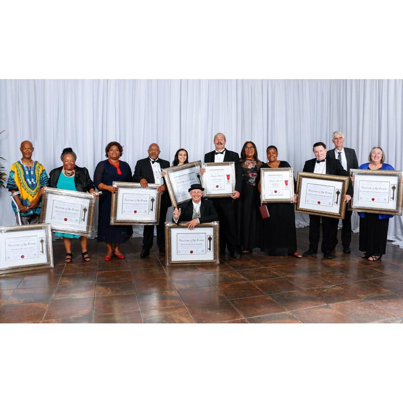Worcester 200: Conferment of Civic Honours
